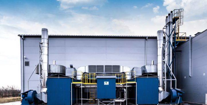 Zbiorniki i instalacje technologiczne